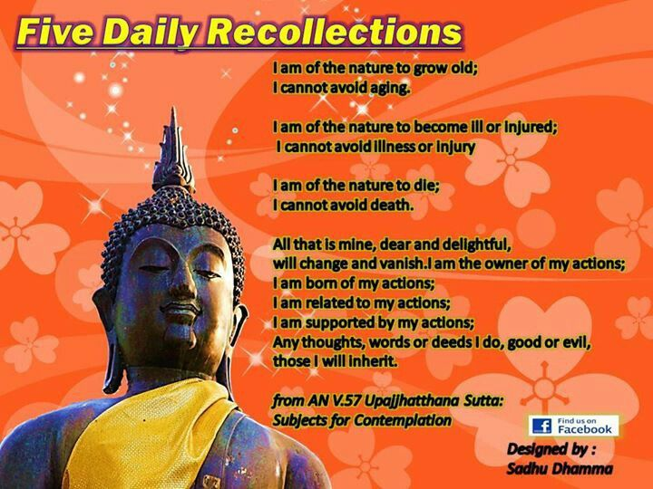 Five Recollections