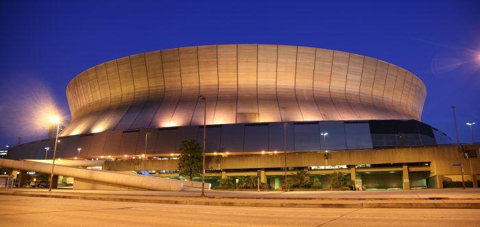 7. Superdome
