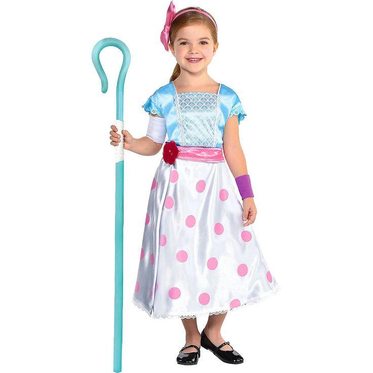 Child Bo Peep Costume - Toy Story 4   Party City ...