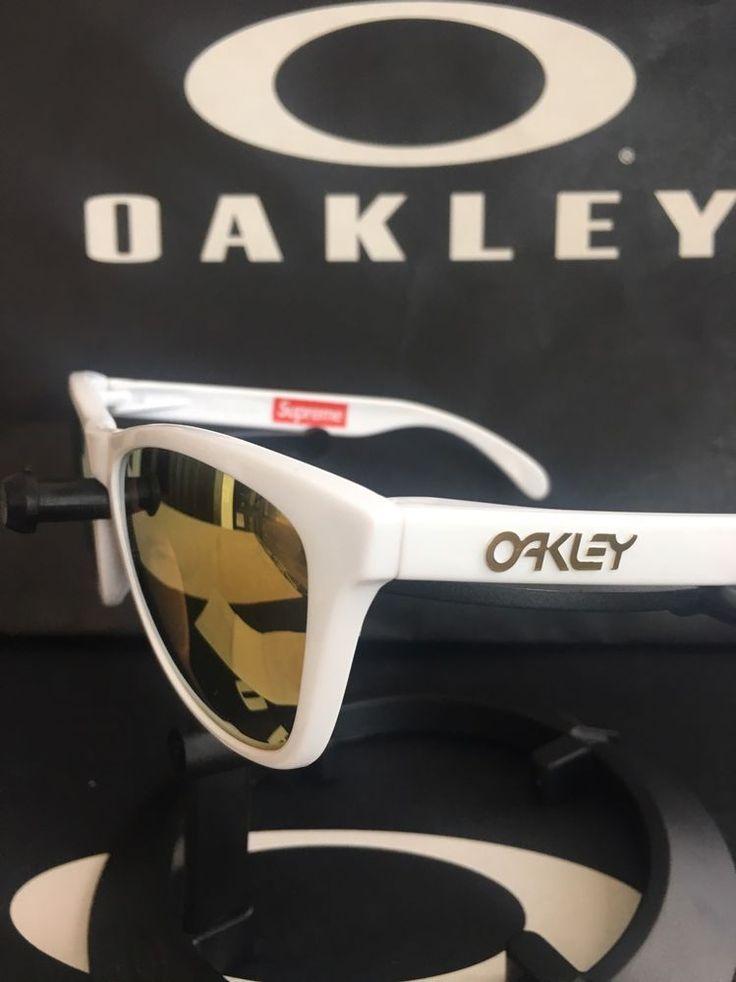 30ba5b5bb0 Oakley X Shaun White Frogskins « Heritage Malta