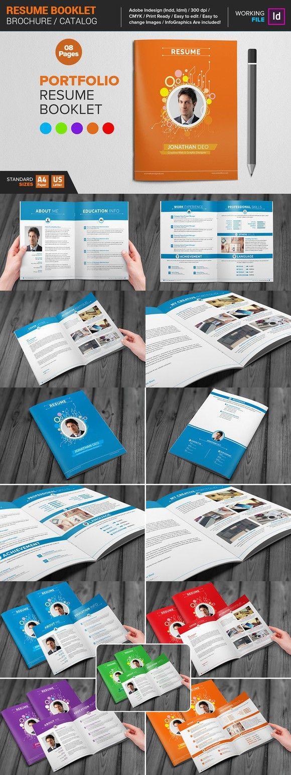Tolle Broschüre Vorlage Auf Wort Ideen - Bilder für das Lebenslauf ...