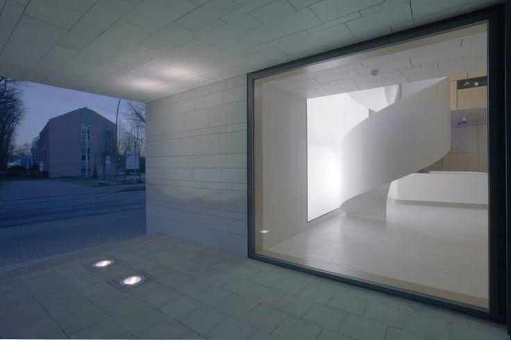 BOLLES+WILSON, Christian Richters, Rainer Mader · Kaldewei Pavilion
