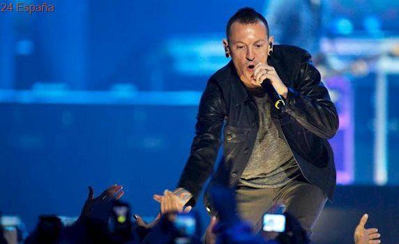 Los acordes del dolor de Chester Bennington, líder de Linkin Park