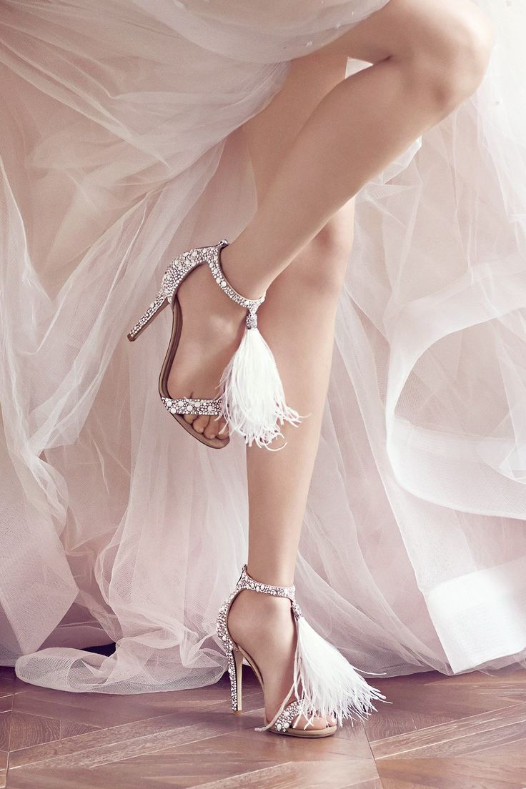 Browse the latest wedding and bridal shoe collections from Emmy Shoes, Christian Louboutin and more (BridesMagazine.co.uk)
