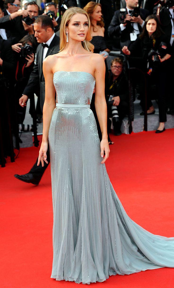 En Gucci Première para la alfombra roja de 'The Search', durante el Festival de Cannes. - Getty Images