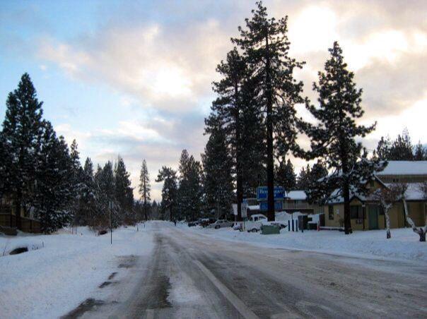 Pine blvd, South Lake Tahoe, California