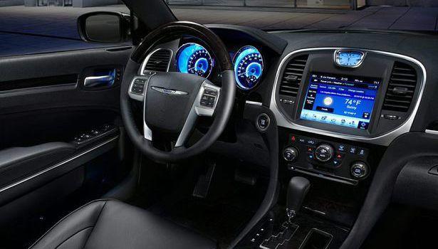 2016 Chrysler 300 - interior