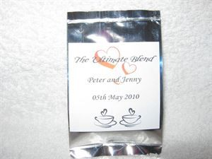 'The Perfect Blend' - Tea / Coffe  Visit our website - www.theweddingshop.co.za
