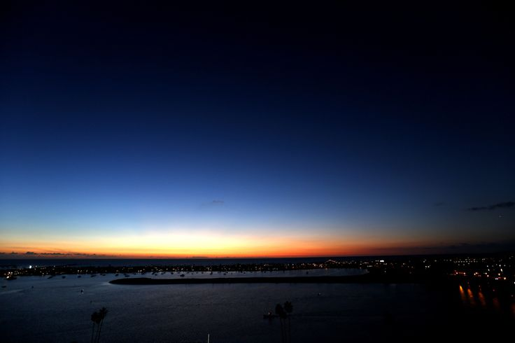 Autor: Piervi Fonseca | Ano: 2012 | Título: Horizonte Laranja | Descrição: Mission Bay, localizado no estado norte-americano da Califórnia.