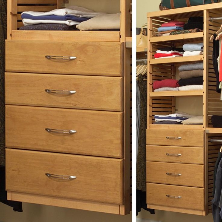 John Louis Home Deluxe Tower And Drawers
