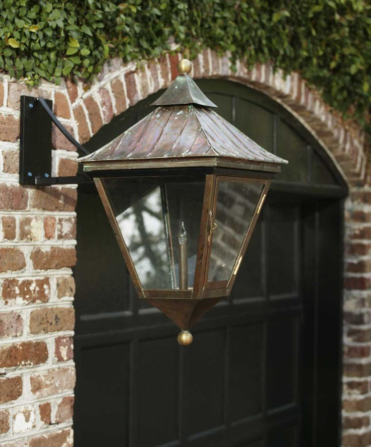 Electric Garden Wall Lights : 24 best images about EXTERIOR LIGHTING on Pinterest Copper, The urban and Electric co