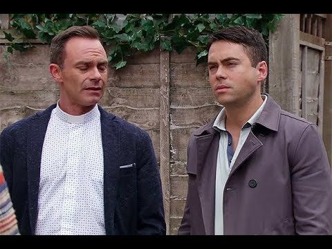 Coronation Street airs dramatic exit for Bruno Langley  but fans are confused