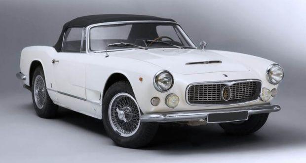 1962 Maserati 3500  - Vignale Spyder | Classic Driver Market
