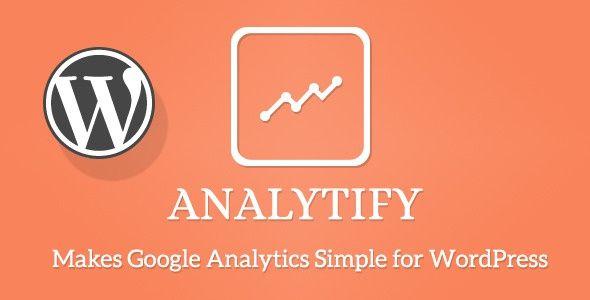 Google Analytics WordPress plugin Analytify : Best Google Analytics WordPress Dashboard Plugin