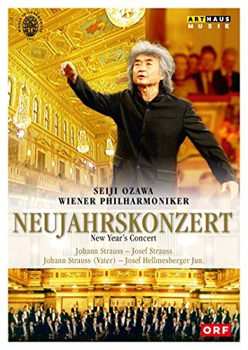Vienna Philharmonic: New Year's Concert 2002