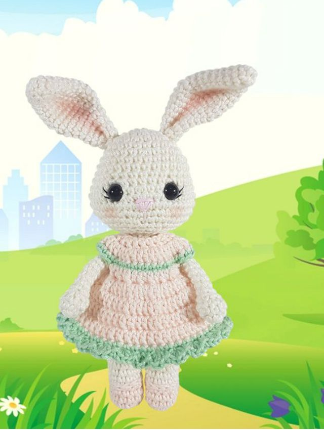 Sweet Crochet Friends: 16 Amigurumi Creations from Khuc Cay: Thi ... | 850x640