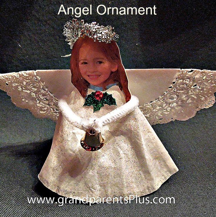 simple christmas angel drawings