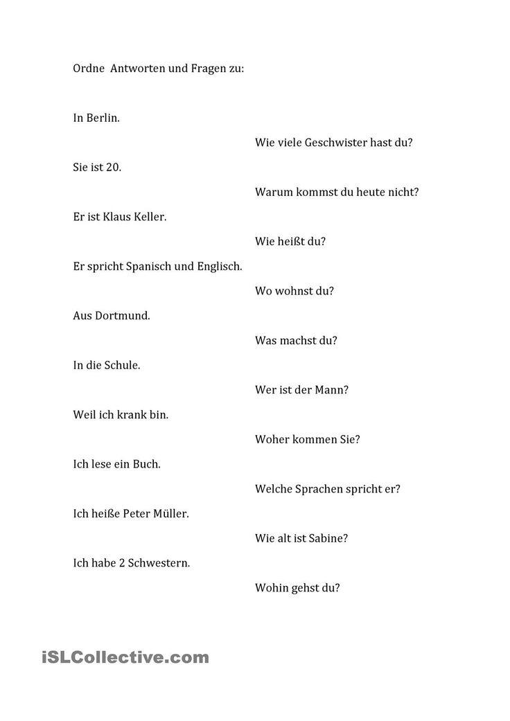 21 best German-PRATERITUM images on Pinterest | Deutsch, German ...