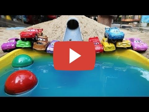 Colors for Children to Learn With Cars 3 Lightning Mcqueen | Disney Pixar Cars | Video for Children
