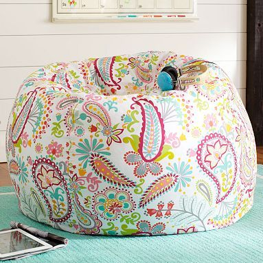 Creative And Colorful Printed Bean Bag Chairs Swirly Colorful Bean Bag Part 65