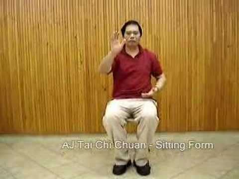 Exercise yoga on pinterest chair yoga chair exercises and tai chi