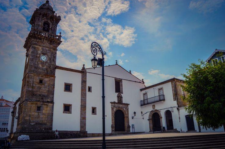Iglesia y Convento de Santo Domingo, Plaza Hermanos Garcia Naveira (Betanzos - Spain)