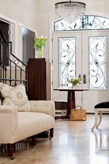Elizabeth metcalfe interiors design interior designer mississauga front door home exterior