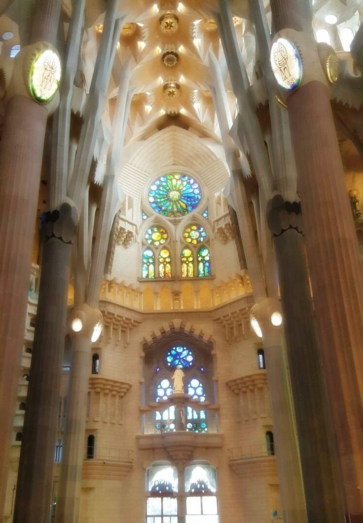 #barcelona #spain #sagradafamilia
