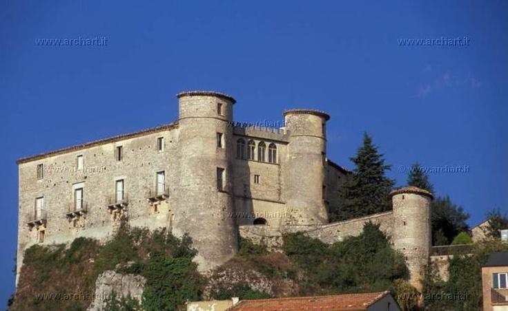 Il castello di Carpinone