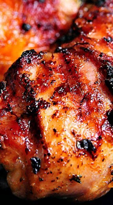 The Best Grilled Chicken Marinade Recipe
