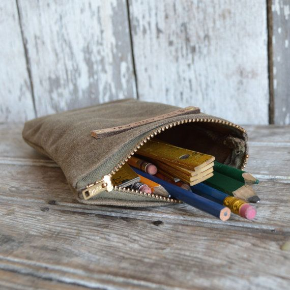 The Scribbler: Truffle by Peg and Awl by PegandAwl on Etsy