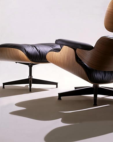Eames Lounge Chair. Will have one someday.