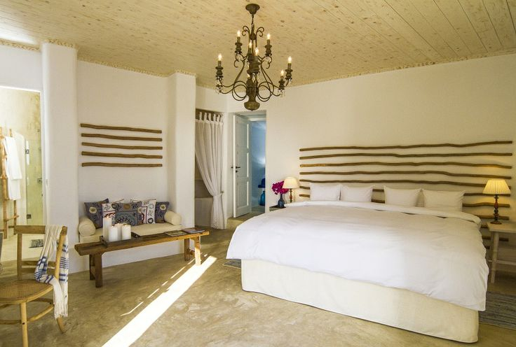 All residences at Iconic Santorini feature oversize all-natural, COCO-MAT® bedding...enjoy a sleep like none other!
