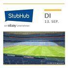 #Ticket  Bayern München v FC Rostov  UEFA Champions League 2016 Tickets  München #deutschland