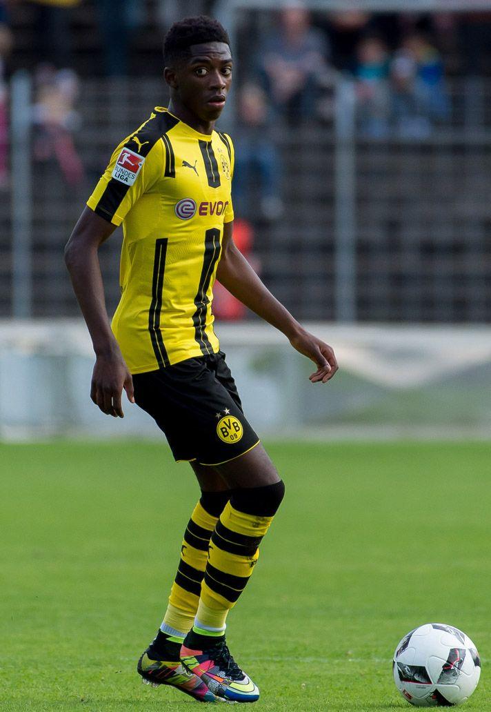 Ousmane Dembele (Borussia Dortmund) Nike What The Mercurial