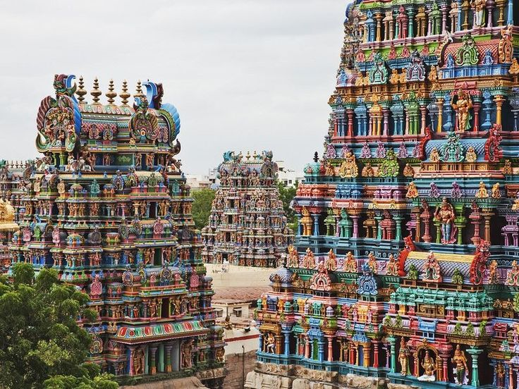 The iconic Meenakshi Temple is located in the ancient city of Madurai in the south Indian state of Tamil Nadu. Located in the heart of the 2,500-years-old city, Meenakshi Temple is dedicated to goddess Meenakshi, an avatar of the Hindu goddess Parvati — the consort of Lord Shiva...