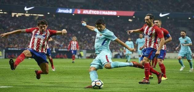 Barcelona X Atletico De Madrid Ao Vivo Online Campeonato