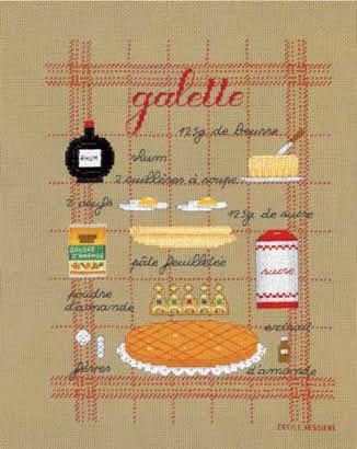 Gallery.ru / Фото #1 - BDD-1028 La galette - Mila65