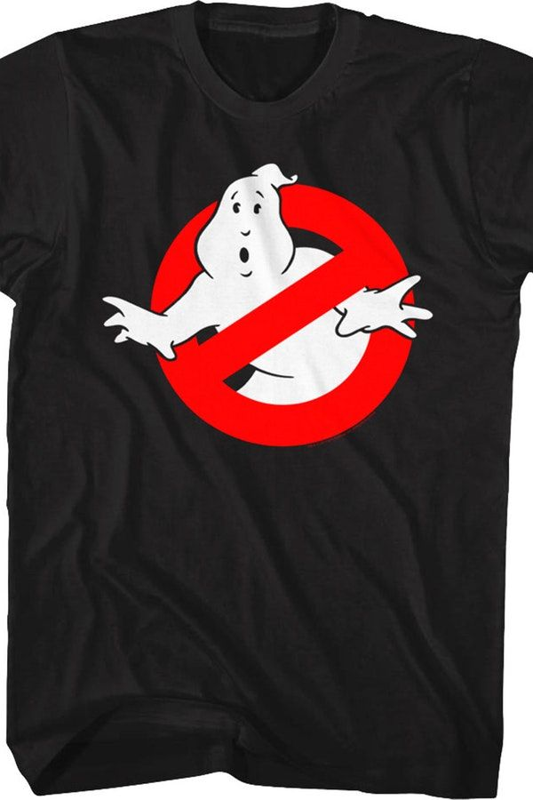 No Ghost Logo Real Ghostbusters Geeks:   Enjoy the comfort of home or travel the great outdoors in this men's style shirt that has been designed and illustrated with great art.