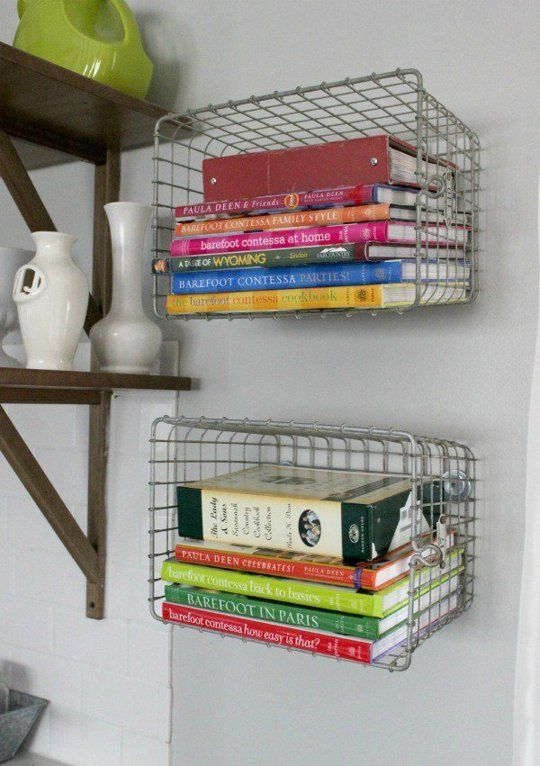10 Beautifully Organized Cookbook Collections — Organizing Guides | The Kitchen
