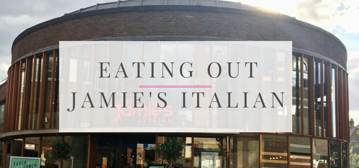 NEW REVIEW: Jamie's Italian Guildford