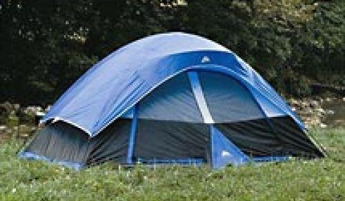 Ozark Trail  Room Pentagonal Dome Tent Sleeps