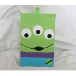 alien bags...would be cute for math/literacy stations