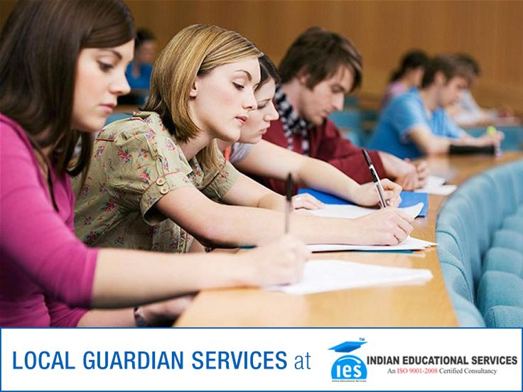 Local Guardian Services at IES! Because we know how you worry about your children's welfare!