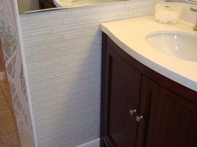 Best Backsplash DIY At Home Smart Tiles Images On Pinterest - Peel and stick tile for bathroom walls for bathroom decor ideas
