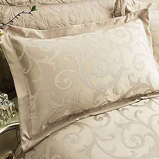 Lucia Natural Bed Linen Collection | Dunelm