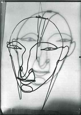 Alexander Calder | Portrait of Amedee Ozenfant |1930