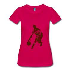 Camisetas Baloncesto Femenino | Spreadshirt