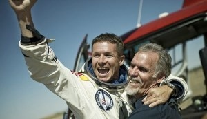 Felix Baumgartner Was In 'Death Spin' During Free Fall From Space - From wordpress.com