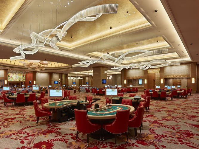 Sands Cotai Central At Macao